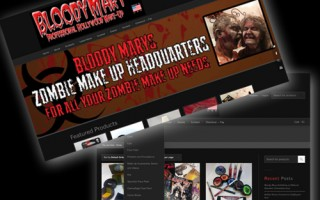 BloodyMary Website
