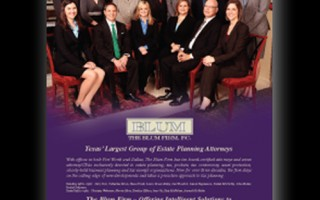 Blum Law Firm Ad