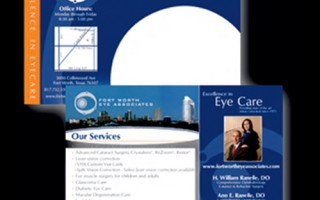 FW Eye Postcard