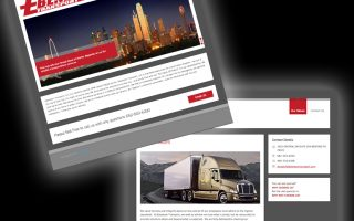Ebenezer Transport Website