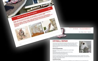 Empire Painting Website