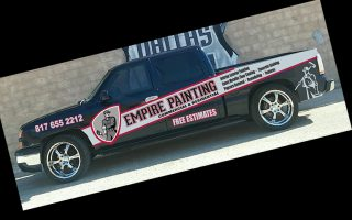 Empire Painting – Wrap