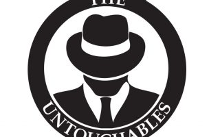 Untouchables – Pool League Logo